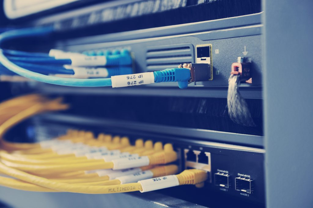 SD-WAN Improved Telecom Solutions